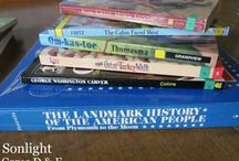 US History for Kids / I am creating a board about timelines on US HIstory and also living books about US History / by Jennifer Giffin