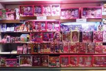 The Fabulous World of Barbie / Our impressive range of Barbie Collection at our Store!