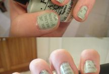 Cool Fingernails / I would never wear most of these myself, I just think they're cool!