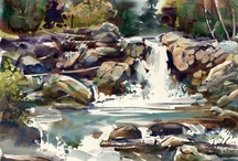 Dan Wiemer-Watercolours
