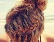 Hairstyles / Modern hairstyles