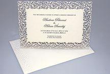 weWine - svatební oznámení / Výběr svatebních oznámení pro dokonalý zvací proces, pozvánku na hostinu až po jmenovky na svatebním stole v každém detailu.