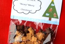 Lorelai's school treat bags / by Heather Whisenant Evick