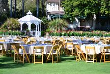 Sycuan Patio & Gazebo / Our beautiful outdoor Patio can host parties & weddings for 20-500 guests!  Being in San Diego, why wouldn't you want an outdoor event?!