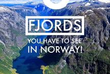 Norway fjords and hikes