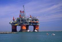 Oil Field / by Nazi Ur Rahman