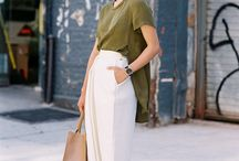 Spring Into Style / Style Inspiration for the spring