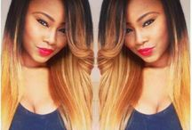 Ombre / Sew ins