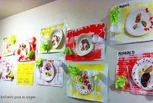 arts plastiques manger et etre mangé