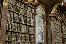 Books and their places