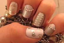 Wedding Nail Designs / Wedding Nail Designs