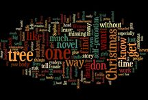 Words to Live By / Inspiration sayings and anything word related for your inner writer.
