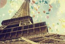 Someday we'll return to you Paris / by Amanda Grock