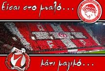 Olympiakos / Εισαι στο μυαλο..... Κατι μαγικο...