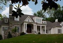 Carbine & Associates Home Exteriors & Elevations