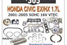 Engine Rebuild Kits-Import/Domestic / Engine rebuild kits for import and domestic cars and trucks. Great prices, most Free shipping