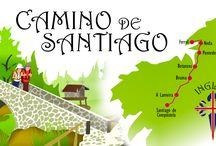 CAMINO INGLÉS (Camino de Santiago)