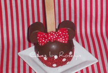 Minnie Mouse bday / by Jaime Campbell