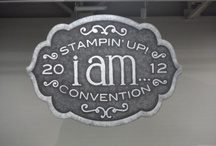 Stampin' Up! Convention  2012 / by Tina Weller