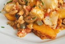 cucinare baccalà e pesce