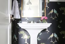 Powder Room / by Alix Houghton
