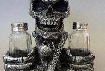 cool skulls for home