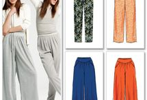Sew Stretchy  (overlocker ideas too)