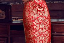 Red Cheongsam / by Isabelle Laporte
