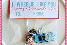 Valentines / by Caryn Stahlschmidt Evans