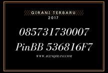Koko Qirani 2017 / Nanda CS 1 Qirani  : SMS: 085731730007 Whatsapp: +6285731730007 BBM: 536816F7