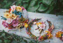wedding floral set / floral set for your wedding