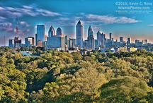 Atlanta Skylines