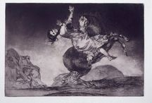 goya and durer etchings