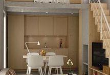 Interiores: 2 alturas