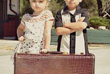 Rockabilly kids)