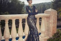 Special Stunning Extravagant Evening Gowns!!!.. My Fashion Statement. ..