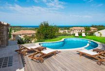 Beautiful / House by the sea in Sardinia / by Stefani Marchesi