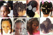Kız saç modelleri