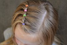 Toddler hair do