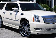 Modified Cadillac Escalade (3rd generation GMT900) / Modified Cadillac Escalade (3rd generation GMT900)
