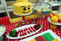 Lego Party Ideas / by Carrie Fox