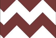 Chevron Chic Shelf Paper patterns / Chevron contact paper designs ~ also available in easily removable Fine Weave Fabric and Heavy Matte Paper (non-adhesive.)