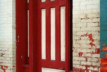 Just Doors / by Jillian H