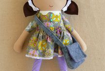 Dolls and Toys / Sew, crochet