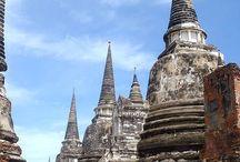 Phra Nakhon Sri Ayutthaya / Die alte Königsstadt in Thailand