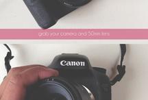 Photography Tips / by Rachel Dominique Goh