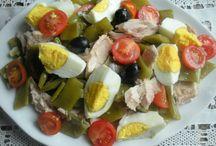 recetas ensaladas /recetas para veranito