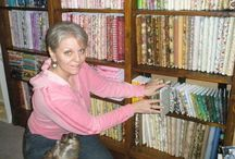 Quilting-organize / by Mary Cooper