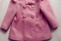 šiti  kabátek