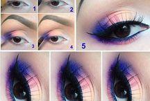 Makeup / by Kate Hubbard